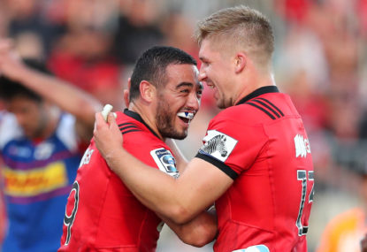 Crusaders vs Sharks: Super Rugby quarter-finals live scores, blog