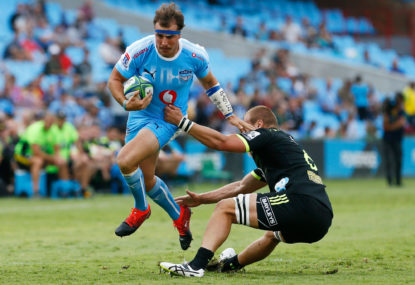 Bulls vs Brumbies: Super Rugby live scores, blog