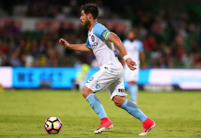 Glory sign former City striker Fornaroli