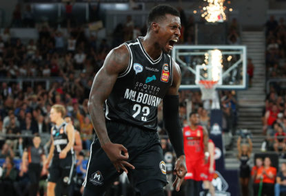 Melbourne delighted by NBL success