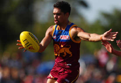 Cameron kicks six as Lions belt Suns