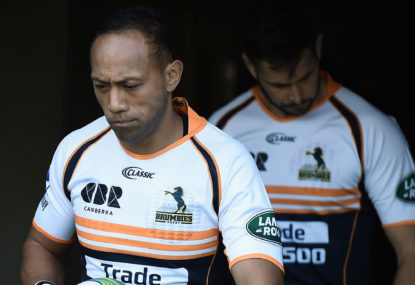 Christian Lealiifano among six Wallabies to miss Springboks Test