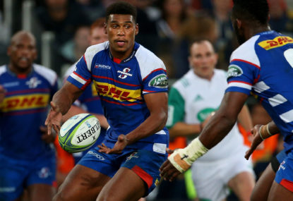 Stormers vs Blues: Super Rugby live scores