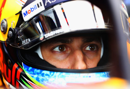 Ricciardo set for McLaren switch