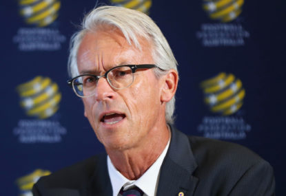Why a lack of trust in the FFA is leading to a lack of growth in football