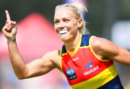 Round 3 AFLW review: Competition favourites start to separate themselves from the chasing pack