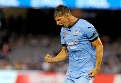 Sydney FC vs Brisbane Roar: A-League live scores, blog, highlights