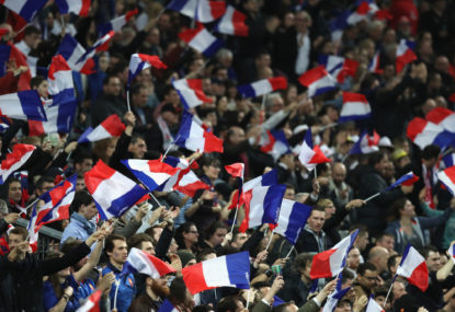 France restore pride with Scotland win