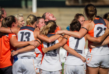 Every AFLW game to be broadcast live in landmark TV deal