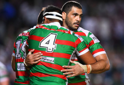 South Sydney Rabbitohs vs St George Illawarra Dragons: NRL live scores, blog