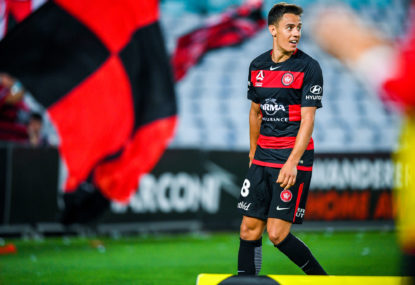 Western Sydney Wanderers vs Wellington Phoenix: A-League live scores, blog