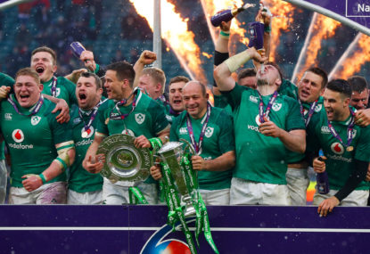Five talking points from Six Nations 2018