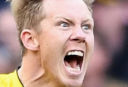Hardwick rapt with Riewoldt's AFL form