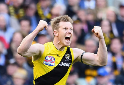 AFL Round 1 top 100: Carlton versus Richmond