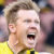 Jack Riewoldt of the Tigers celebrates kicking a goal during the 2017 AFL Grand Final match between the Adelaide Crows and the Richmond Tigers at Melbourne Cricket Ground on September 30, 2017 in Melbourne, Australia.