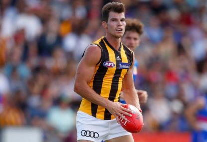 Hawthorn Hawks vs Gold Coast Suns: AFL live scores, blog, highlights
