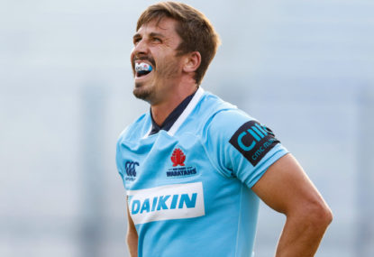 Waratahs crush Reds in rout