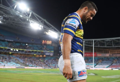 Jarryd Hayne admits he is unlikely to play for Parramatta in 2019