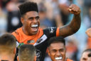 Wests Tigers vs Newcastle Knights: NRL live scores, blog