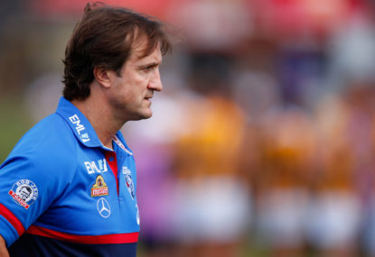 The quixotic quest of Luke Beveridge