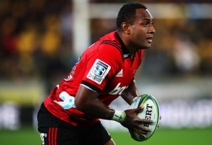 Lions vs Crusaders: Super Rugby live scores, blog