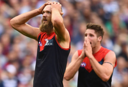 Why Melbourne are doomed to miss the finals once again