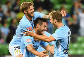 It's time for Melbourne City to make their mark on the A-League