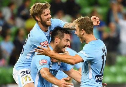 Luke Brattan joins A-League champs Sydney