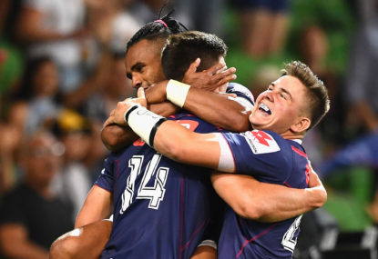 Rebels vs Sunwolves: Super Rugby live scores, blog
