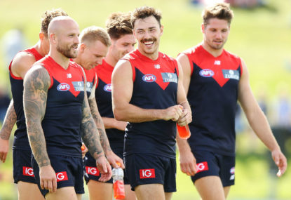 Melbourne Demons vs St Kilda Saints: JLT Community Series AFL live scores, blog