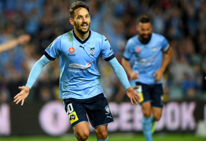 What will change when Milos Ninkovic leaves Sydney FC?