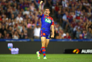 A fairytale start for Mitchell Pearce