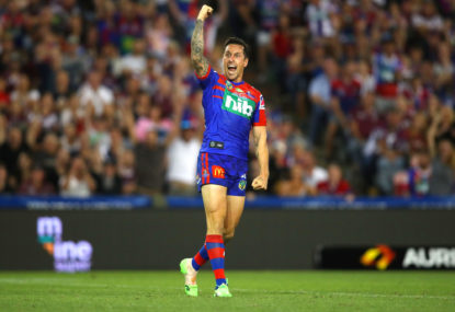 Newcastle Knights vs Parramatta Eels: NRL live scores, blog