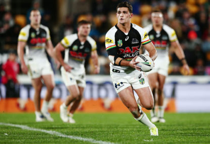Penrith Panthers vs Parramatta Eels: NRL live scores, blog