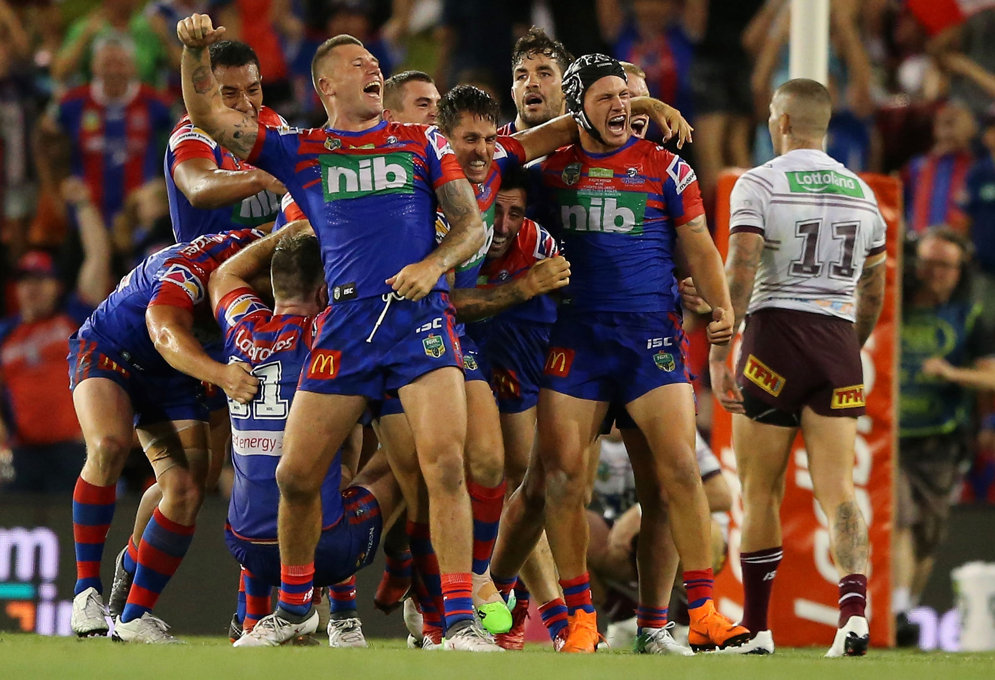 Newcastle Knights