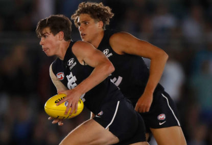 Carlton will be in a better spot in 2018