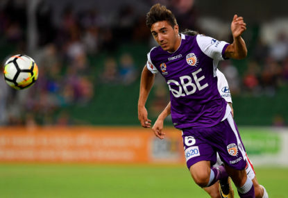 Perth Glory vs Sydney FC: A-League live scores, blog