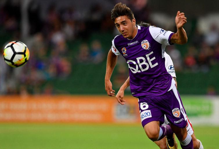 Jacob Italiano of Perth Glory
