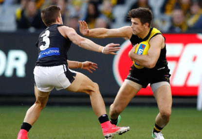 Richmond Tigers vs Carlton Blues: AFL live scores, blog