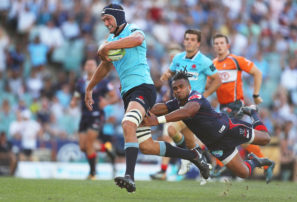 ROB SIMMONS: From country boy to playing for a rival – how a lifelong Red joined the Waratahs