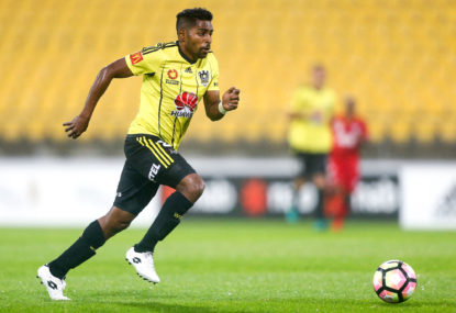 Wellington Phoenix vs Newcastle Jets: A-League live scores, blog