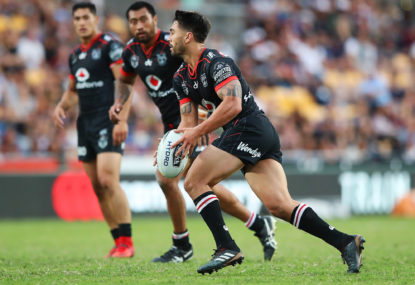 A new club could make Shaun Johnson the best player in the NRL