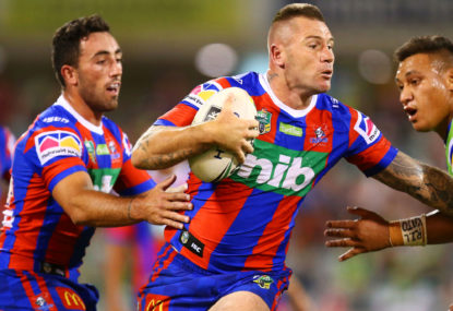 Newcastle Knights vs Parramatta Eels  NRL preview and prediction