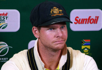 Steve Smith: Celebrating the man I condemned