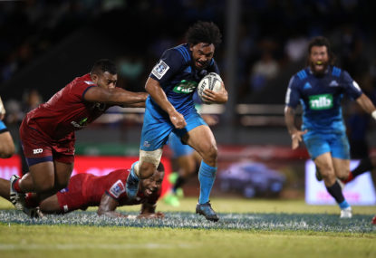 Blues vs Sharks: Super Rugby live scores, blog