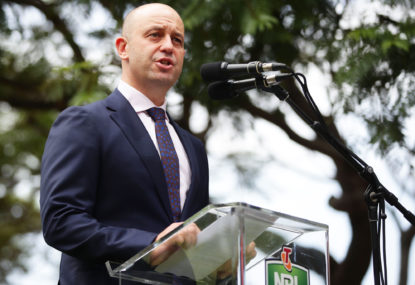 NRL still likely to chase US game in 2020