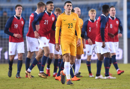 Some early observations on Bert van Marwijk's Socceroos