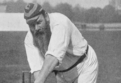 The bizarre incident that marked the first-ever Lord's Test match