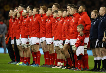 French implosion gifts Wales a win in Paris