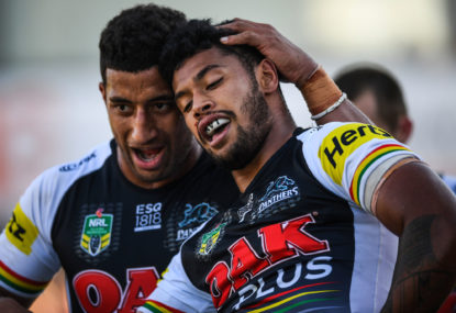 Cronulla Sharks vs Penrith Panthers: The ultra definitive NRL semi-final stats preview